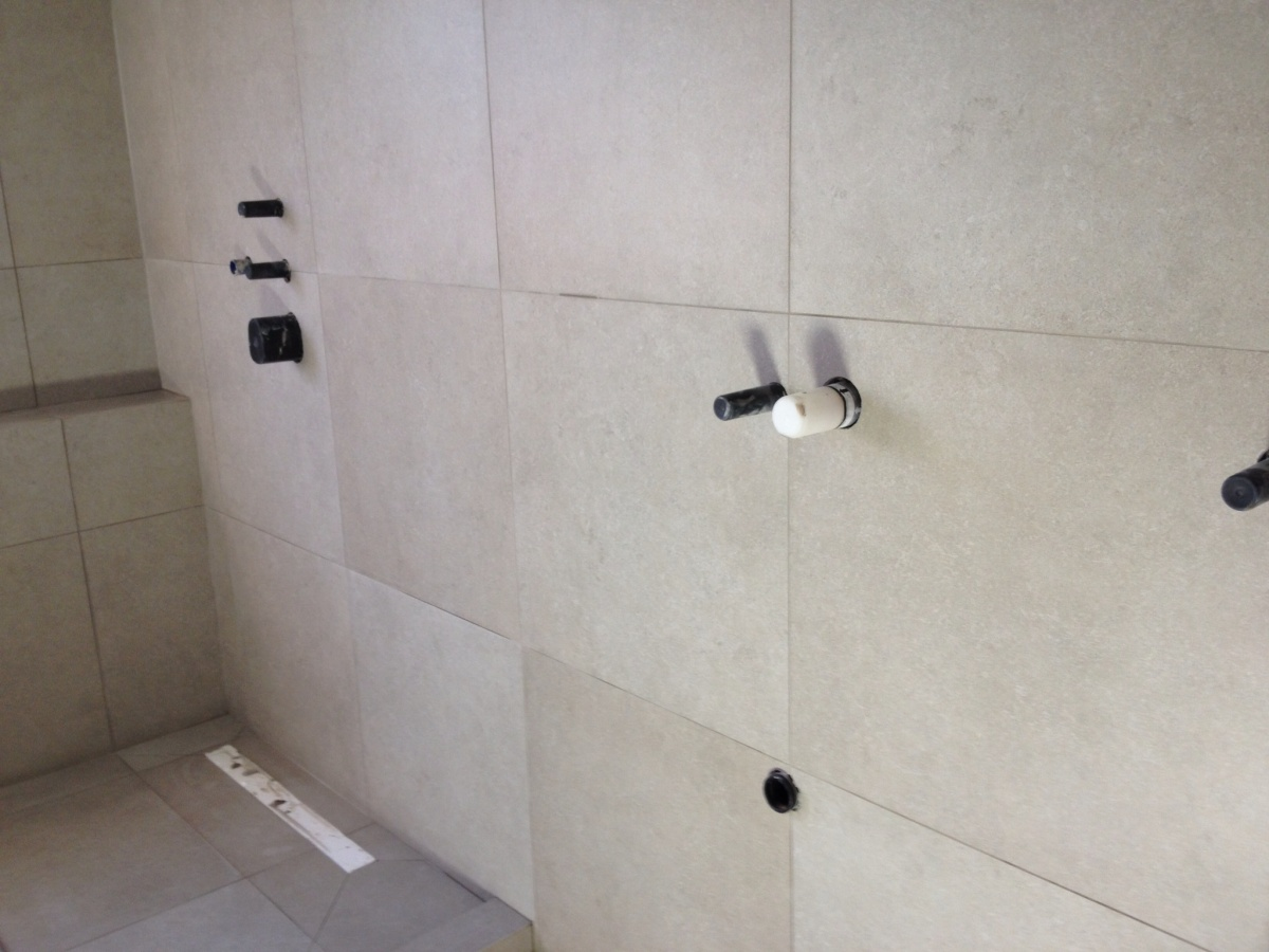Polyester Platen Badkamer ~ Badkamer Gyproc Tegels  tegels badkamer 3 JPG